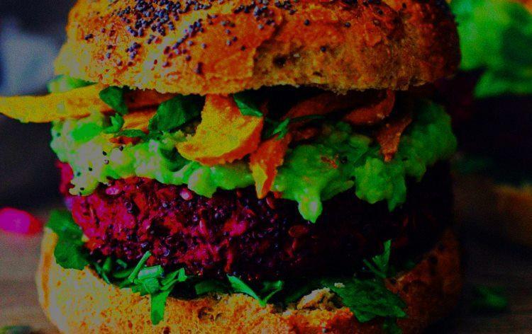 idees burger vegans