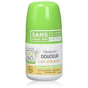 meilleur déodorant naturel bio