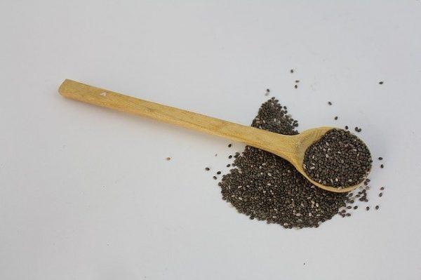 6 raisons d'intégrer les graines de chia dans votre régime végan